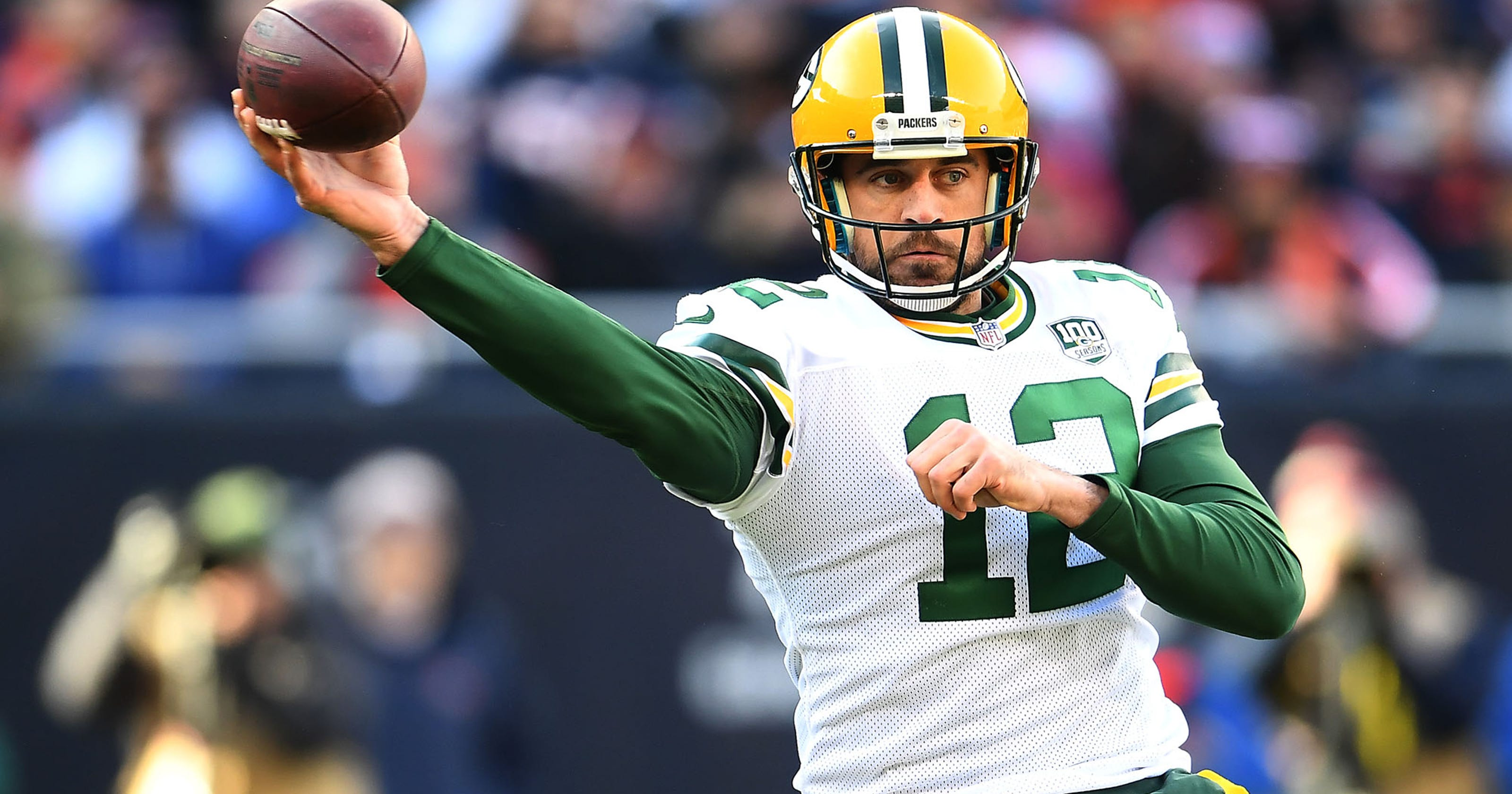 b1c157472 Jets excited for  awesome  challenge of facing Packers  Aaron Rodgers