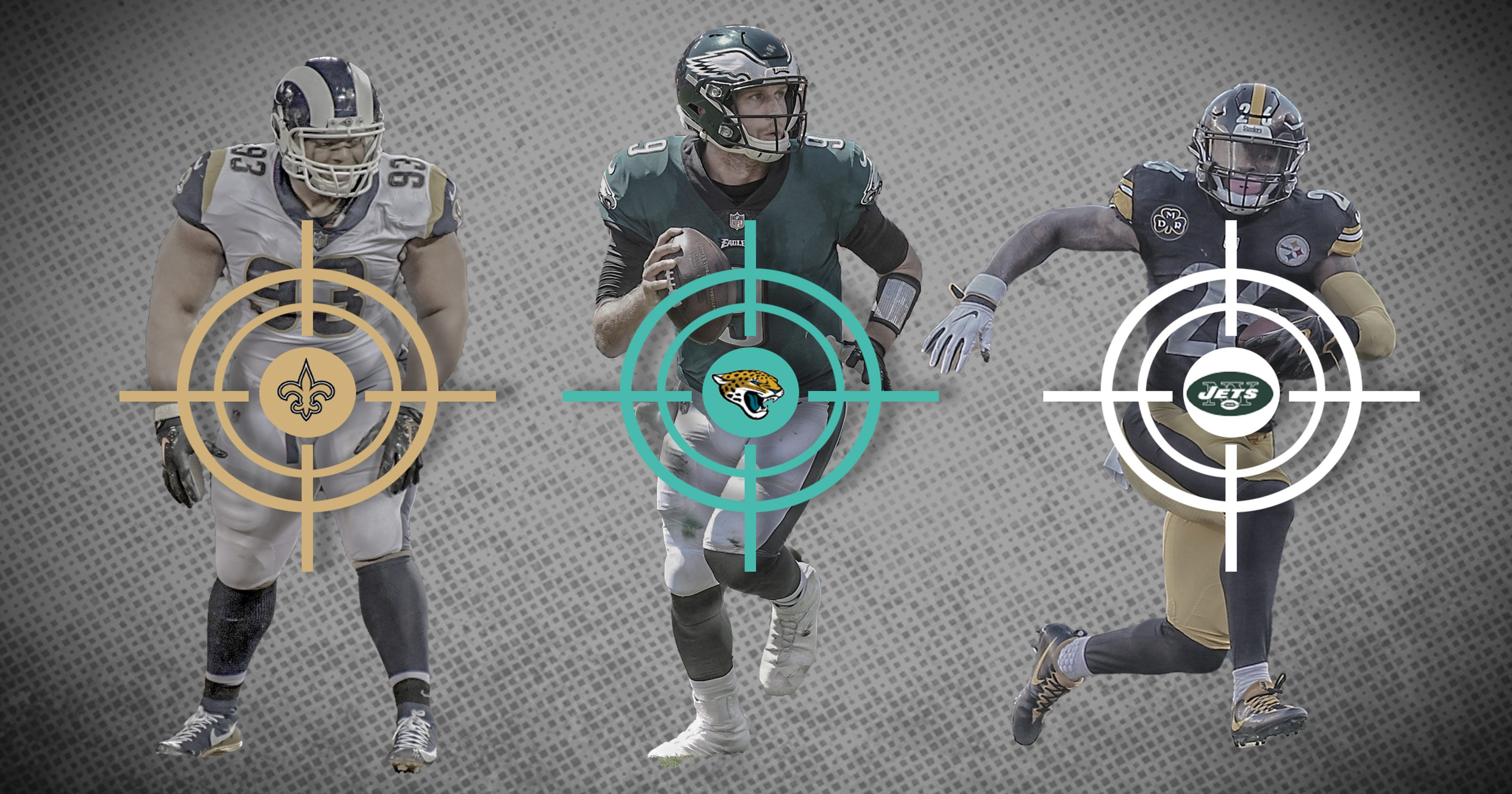 ef6ed775 NFL free agency: One free agent target for all 32 teams