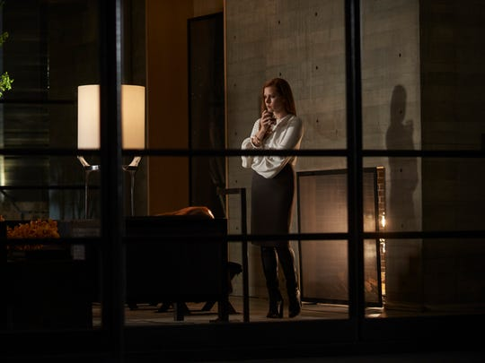 "Amy Adams also stars in the soon-to-open ""Nocturnal Animals.""  ""I played two characters this year,"" Adams says. ""Both of them have exquisite houses with a lot of glass."