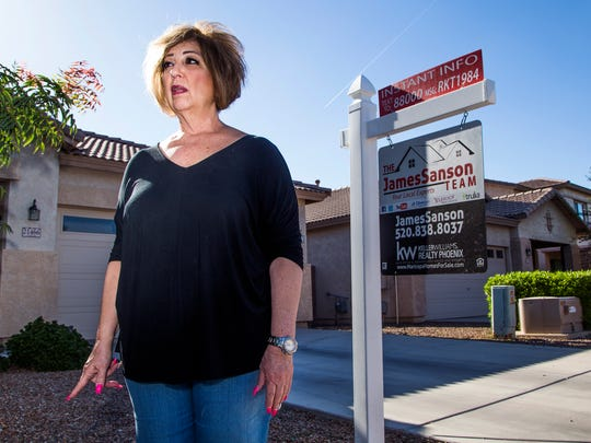 Cynthia Levine's HOA began foreclosure proceedings after she fell behind in her HOA payments.