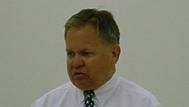 Jim Zeigler, the Republican nominee for state auditor, said Thursday he has one cent on hand