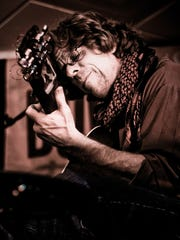 Guitarist Michael Chorney performs next week at the benefit for Vermont musician Ray Paczkowski.