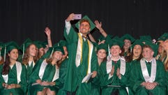 Midland Park High School's 2017 Graduation. 06/23/2017