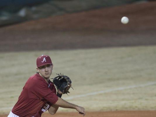 Alabama vs. Auburn Baseball