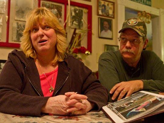 Sue and Bud Keneally, of Keansburg, lost their house to superstorm Sandy. They have since been accepted to the RREM program but are now in foreclosure on their property due to the cost of rent as well the mortgage payment.