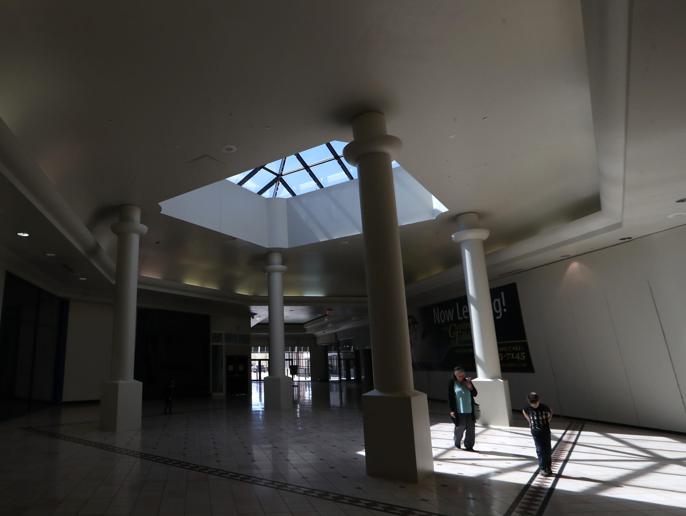 Long, empty spaces are a fixture of the Centre of Tallahassee