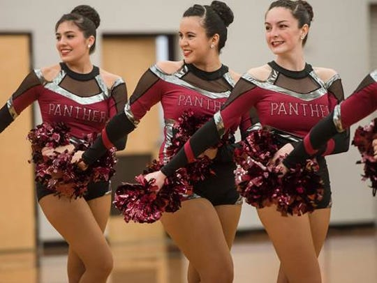 Florida Tech's Fever Dance team leaves their mark at