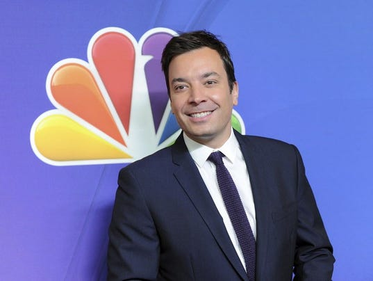 AP JIMMY FALLON A ENT FILE USA NY