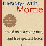 Read excerpt from Mitch Albom's new 'Tuesdays With Morrie' afterword