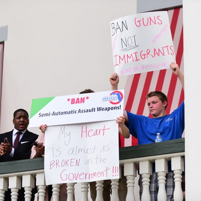 """Brevard must show Parkland students aren't """"actors;"""" it's time we act 