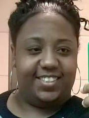 Christina Samuel was fatally shot in Detroit on Christmas