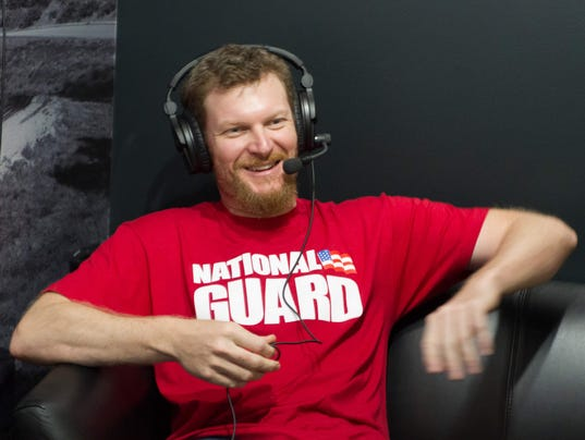 8-6-2014 dale earnhardt jr. podcast