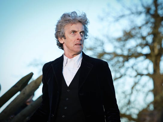 Peter Capaldi makes his last appearance at Comic-Con