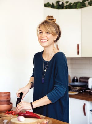 "Sarah Britton has published her second vegetarian cookbook, ""Naturally Nourished."""