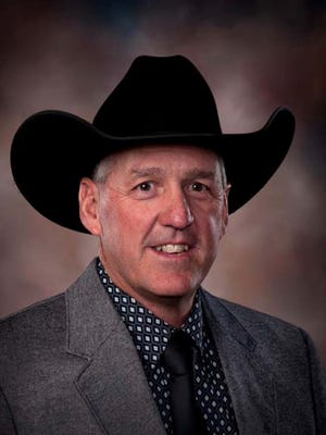Republican candidate David Black is running for Otero County Sheriff. The primary election is June 5.