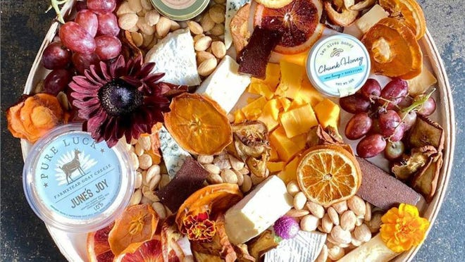 Casero is an Austin-based cheese-and-charcuterie board company founded by Jackie Leteiler.