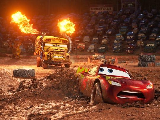 asheville movie guys are revved up for cars 3