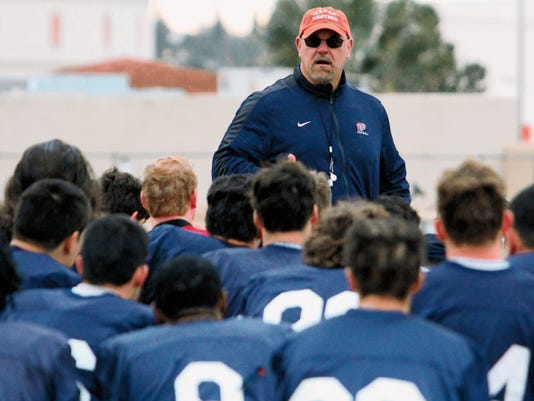Coach Sean Kugler and the UTEP football team start workouts at fall camp today in Ruidoso, N.M.