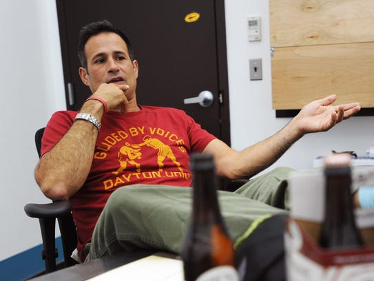 Sam Calagione, founder of Dogfish Head Craft Brewery,