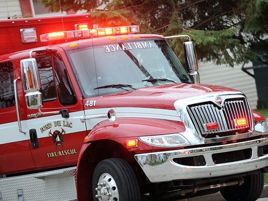 FIRE fdl fire truck