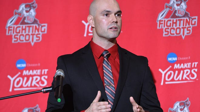 Jake Nulph was introduced as Edinboro University of Pennsylvania's football coach on Jan. 27, less than two months before the coronavirus pandemic forced colleges and universities in the PSAC to change their educational approaches and call off some winter, most spring and now all fall sports.