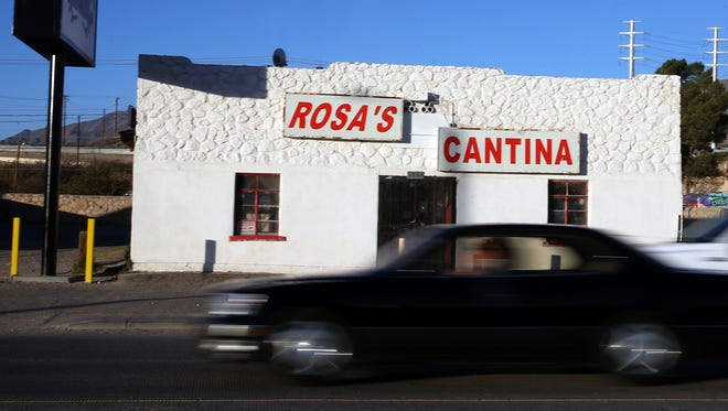 Rosa's Cantina, at 3454 Doniphan Drive, will get a new parking lot after the City Council voted 7-1 to approve the project.