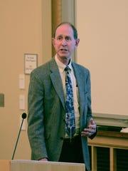 Health Commissioner Mark Levine speaks to health care
