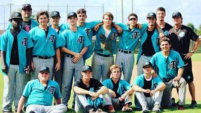 Tallahassee Baseball Club, in its 25th year under Robbie Zimmerman, went 27-5-1 this summer and won two tournaments.
