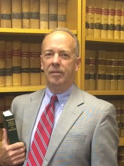Deputy Chittenden County State's Attorney Paul Finnerty, candidate for Lamoille County state's attorney.