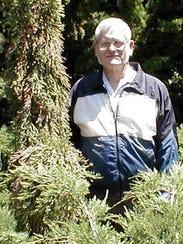Fred Kent of Palm Desert