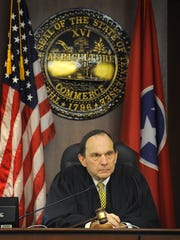 Judge Dee David Gay presided over the case involving