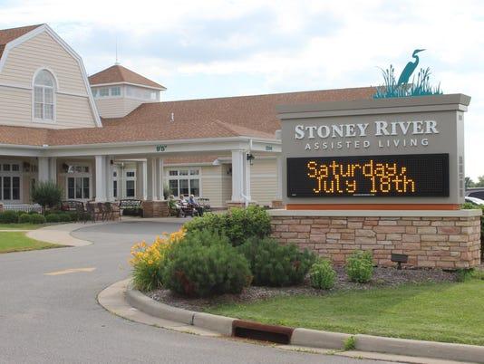 Stoney River, Marshfield