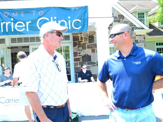 Heartbeats: Golf Classic raises funds for mental health, addiction therapies PHOTO CAPTION