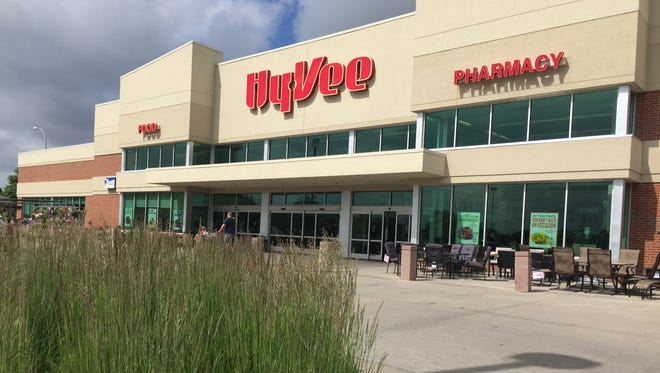 Hy-Vee is planning to add Market Cafes at four Sioux Falls locations this year and a Market Grille at 3000 S. Minnesota Ave.