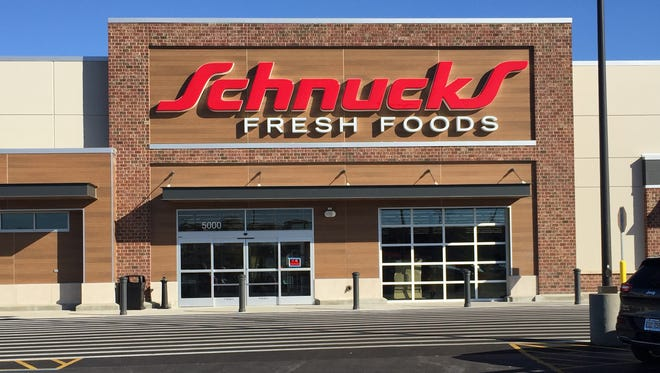 Schnucks on South Green River Road, in Lawndale Commons