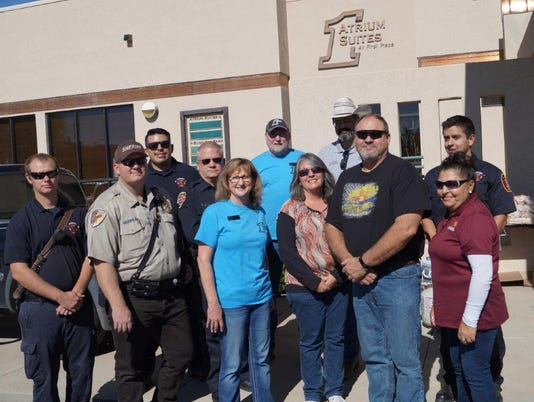 Fallen Officer Memorial Fundraiser