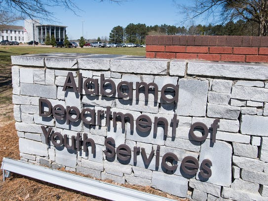 The Department of Youth Services facility in Montgomery,