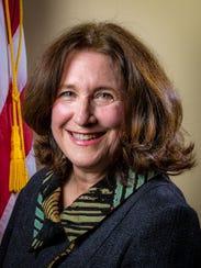 Pompton Lakes council Chairwoman Terri Reicher opposes