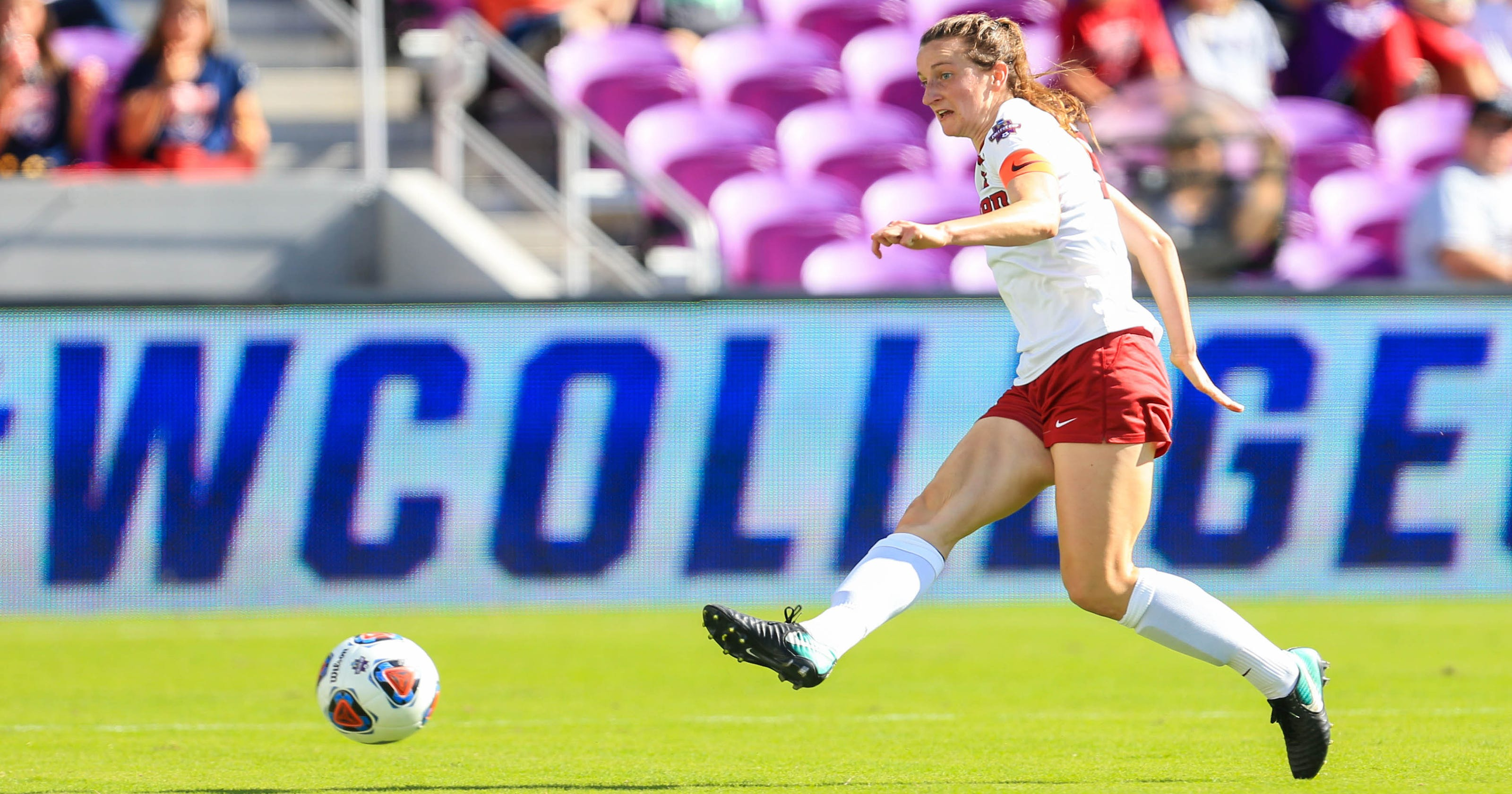83337599726 Stanford s Andi Sullivan goes first in NWSL draft