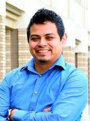 Adrian Unzueta, El Paso divisional district manager