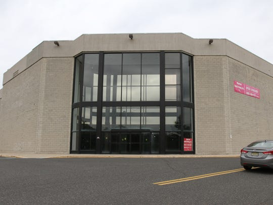 This empty store at the Seaview Square Shopping Center in Ocean Township which once housed Value City and Steinbach might be torn down.
