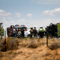 UPDATE: Two killed in vehicle collision on Navajo Route 36