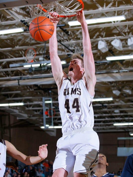 East Lansing at Holt Boys Basketball