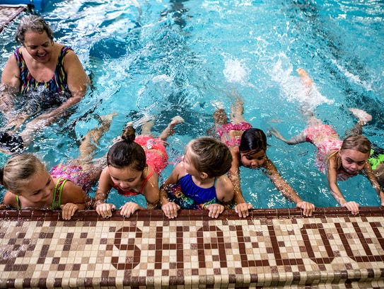 The Licking County YMCA received a grant to teach Newark
