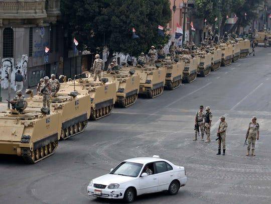 White House denies rumors of cutting Egypt aid