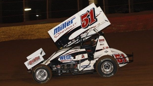 Stevie Smith was the big winner Saturday at the 3rd annual Dirt Classic at Lincoln Speedway.