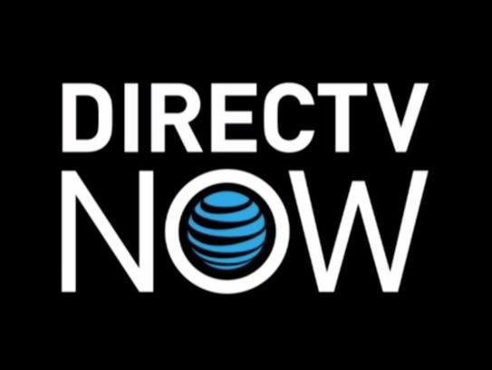 The DirecTV Now log.