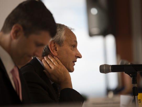 Ken McQueen, New Mexico Secretary of Energy, Minerals