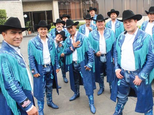 Banda Machos.