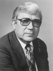 Jim Tarman worked for the Penn State athletic department from 1958-1993.